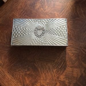 Silver plate decorative box!